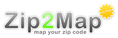 Zip2Map | map your zip code